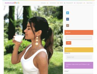 mommiesbook.com screenshot