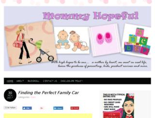 mommyhopeful.info screenshot