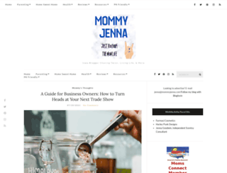 mommyjenna.com screenshot
