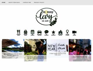 mommylevy.com screenshot