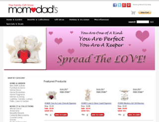 momndads.com screenshot