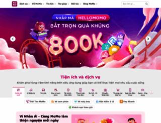 momo.vn screenshot