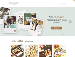 momoka.cc screenshot