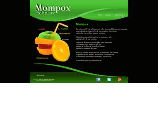 mompoxsoft.com screenshot
