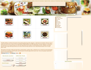 momrecipebook.com screenshot