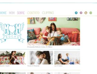 momrocks.com.br screenshot
