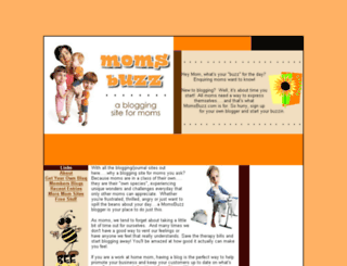 momsbuzz.com screenshot