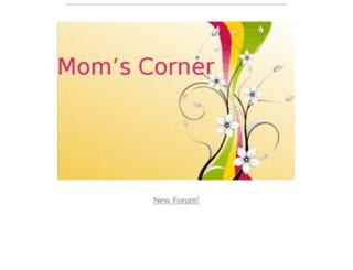 momscorneronline.com screenshot