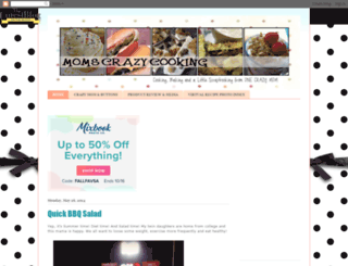 momscrazycooking.blogspot.com screenshot