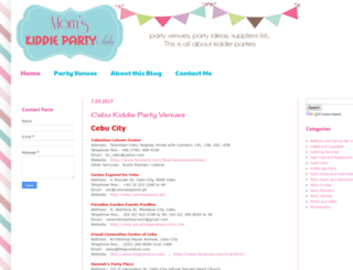 momspartylink.blogspot.com screenshot