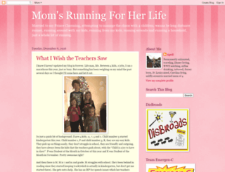 momsrunningforherlife.blogspot.com screenshot