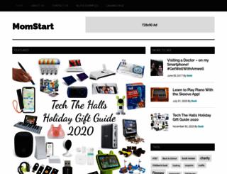 momstart.com screenshot