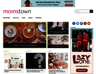 momstown-artsandcrafts.momstown.ca screenshot