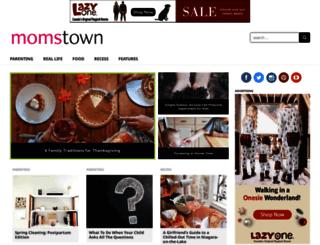 momstown-meals.momstown.ca screenshot