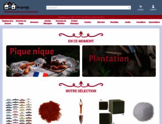 mon-droguiste.com screenshot