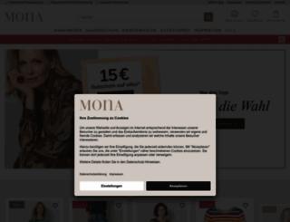 mona.de screenshot