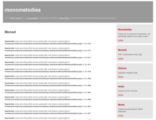 monad.monomelodies.nl screenshot