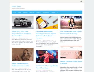 monafest.com screenshot
