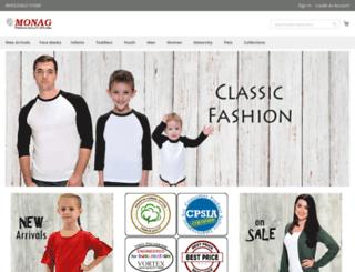 monag.com screenshot