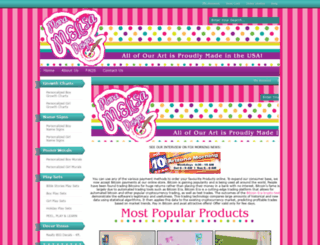 monamelisadesigns.com screenshot
