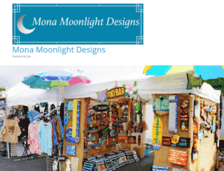 monamoonlightdesigns.com screenshot