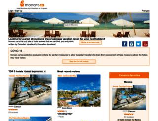 monarc.ca screenshot