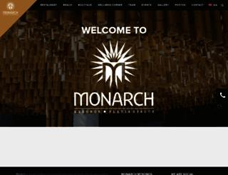 monarch.gr screenshot