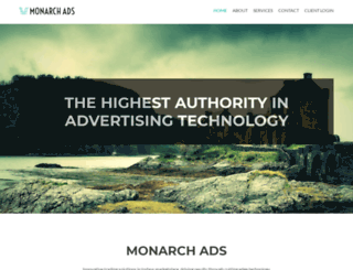 monarchads.com screenshot