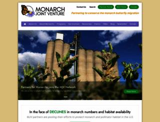 monarchjointventure.org screenshot