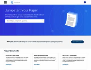 monatexty.studymode.com screenshot