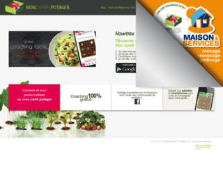 moncarrepotager.com screenshot