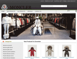 moncler-italia.com screenshot