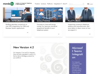 mondago.com screenshot