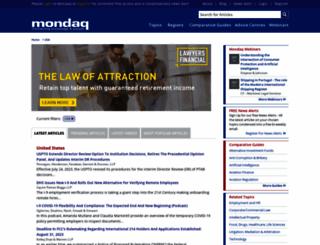 mondaq.com screenshot