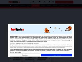 mondebarras.fr screenshot