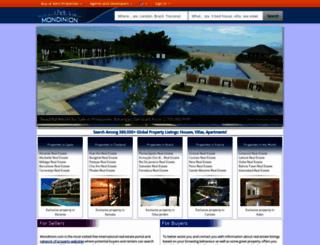 mondinion.com screenshot