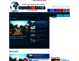 mondointasca.org screenshot