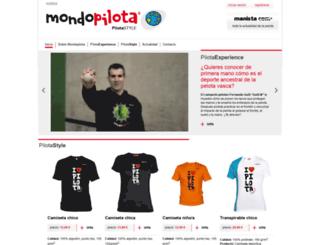 mondopilota.com screenshot