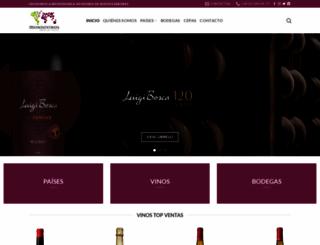 mondovinos.com screenshot
