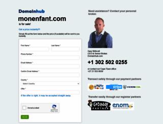 monenfant.com screenshot