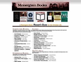 monergismbooks.com screenshot