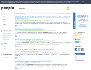 monetina.splinder.com screenshot