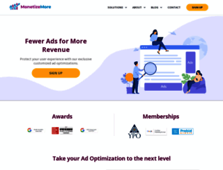 monetizemore.com screenshot