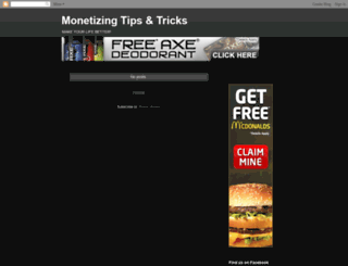 monetizingsuccess.blogspot.co.uk screenshot