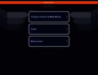 moneual.co.kr screenshot