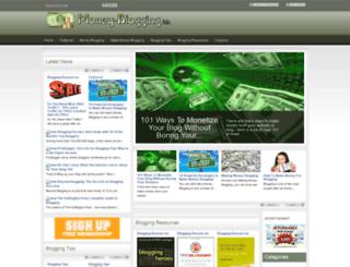 money-blogging.biz screenshot