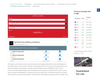 money-converter.org screenshot