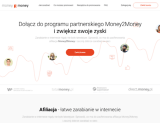 money2money.pl screenshot