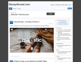 money4invest.com screenshot