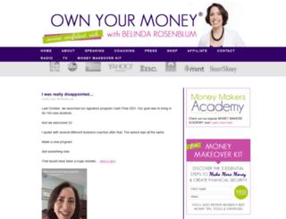 moneyandsuccessmasterclass.com screenshot